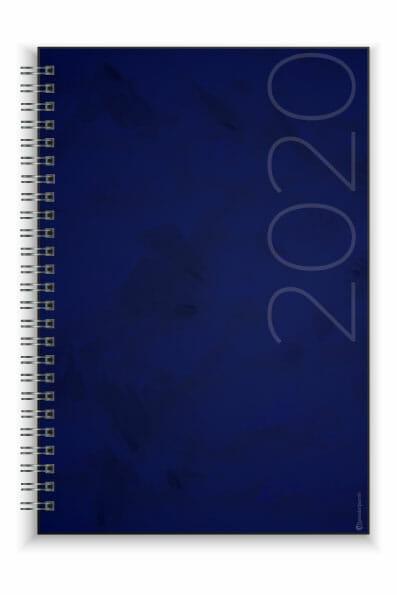 Agenda PensieriParole 2020 Blu